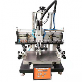 Desktop Flat Screen Printer With Vacuum Table