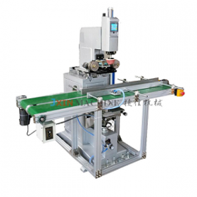 High-speed Conveyor Belt Pad Printing Machine