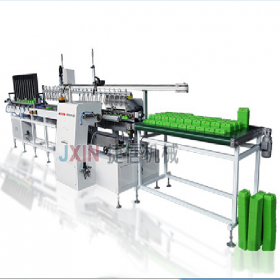 Full-automatic Double-side Case Pad Printing Machine