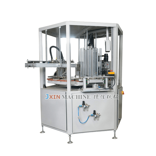 Automatic Stationery Ruler Screen Printing machine