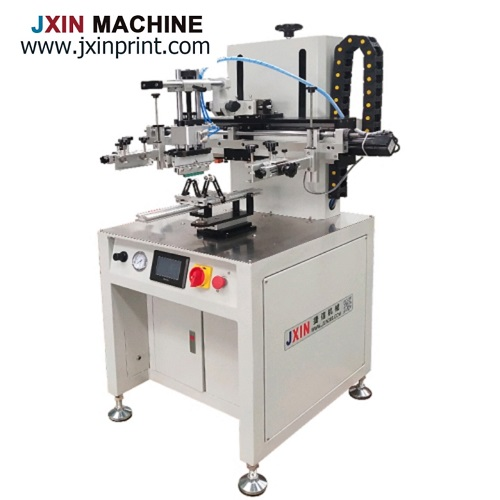 Automatic Cylindrical Surface Screen Printing Machine