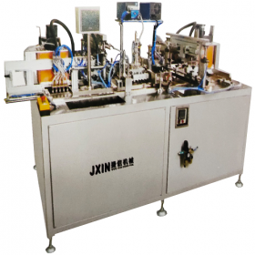 Two-color Rotary Screen Printing Machine With Square Disk