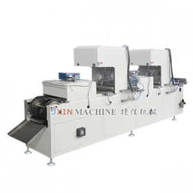 Automatic Pad Printing Machine for Wooden Ruler