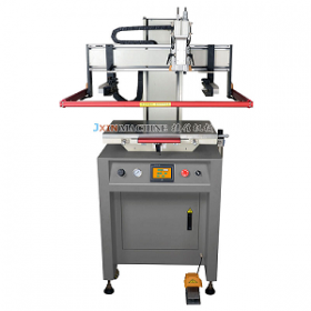 High Precision Servo Flat Screen Printing Machine