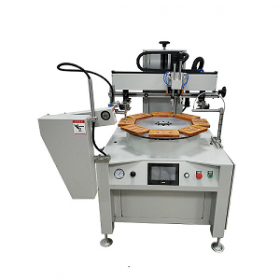 High Speed Automatic Flat Screen Printing Machine